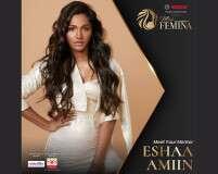 Everything That Went Down At Mrs Femina 2021 Fashion Round With Eshaa Amiin