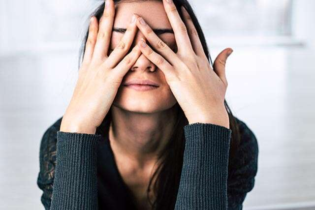 Can stress affect someone's mental health?