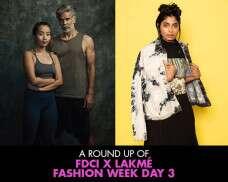 Day 2: FDCI x Lakme Fashion Week 2021