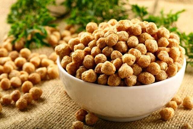 Healthy Dinner Recipes: Soya Chunks