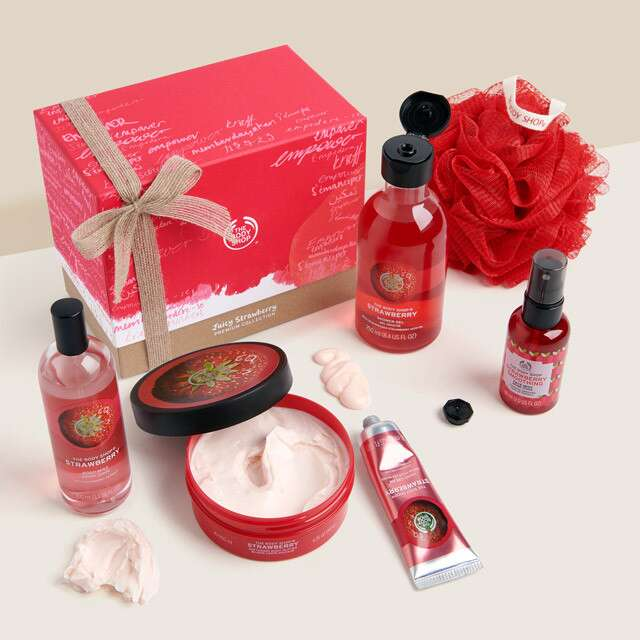 Mother's Day Gift Hamper, The Body Shop