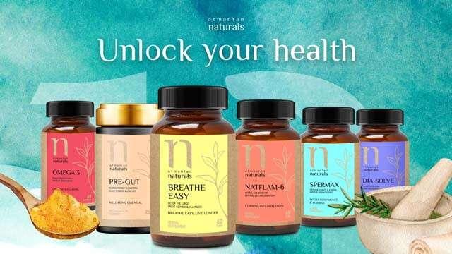Nutraceutical Health Supplements, Atmantan NATURALS