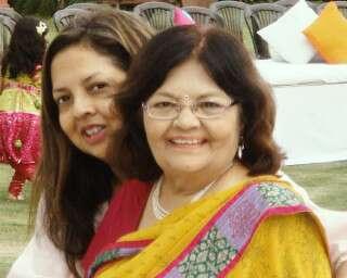 "Renu Dalal On Mother Tarla Dalal: ""My Mom's Zest For Life Was Unending"""