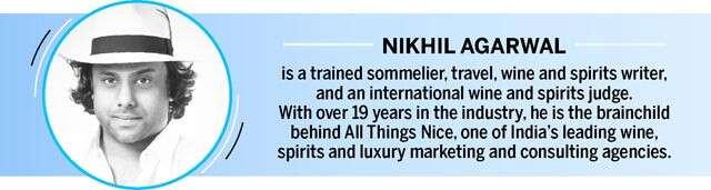 wine trends nikhil agarwal expert panel