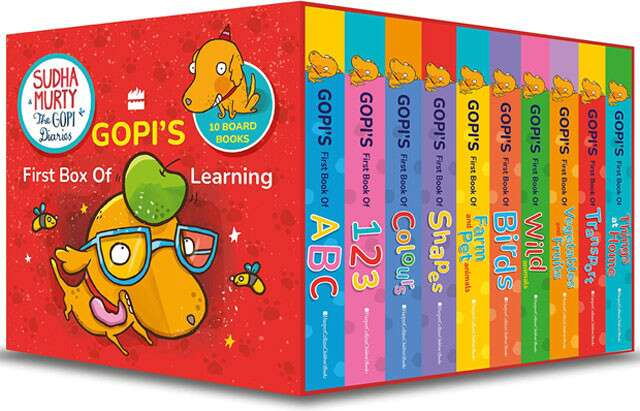 Gopi's First Box Of Learning