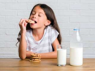 Worried About Your Child's Sweeth Tooth? Go Healthy With These Options