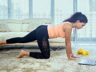 Cardio Workout At Home Is Fun, Try It!