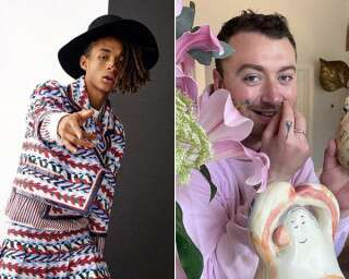 Male celebrities who are embracing the gender fluid fashion