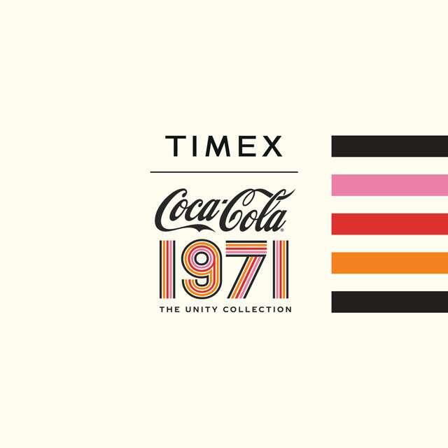 Timex X Coca Cola