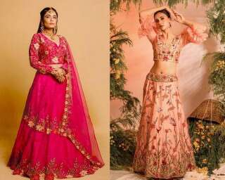 Bookmark These Unconventional Lehenga Styles Right Away