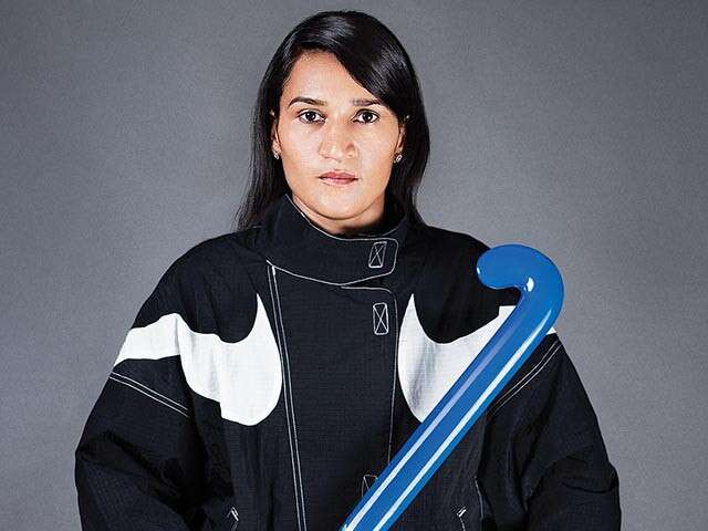 Sports Rani Rampal