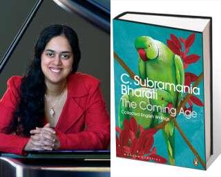 Celebrate Mahakavi Subramania Bharati In This Latest Book, The Coming Age