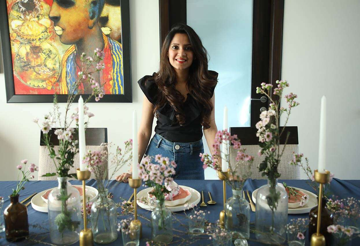 Create a Table that's high on Comfort & Style with Designer Nikita K Agarwal
