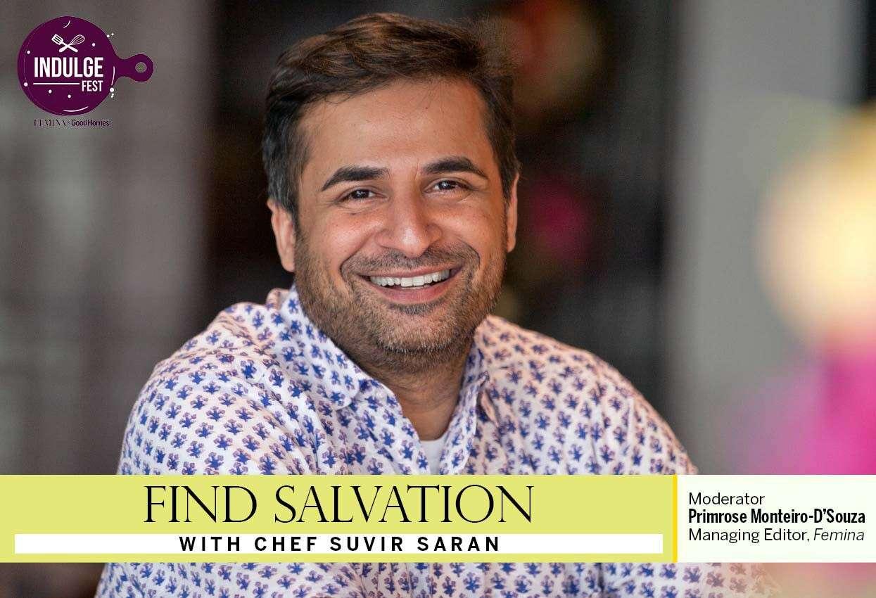 Find Salvation with Chef Suvir Saran