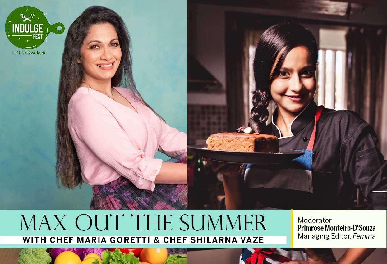 Max Out the Summer with Chef Maria Goretti & Chef Shilarna Vaze