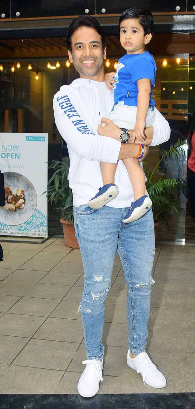 Parenting Tips from single Father Tushar Kapoor