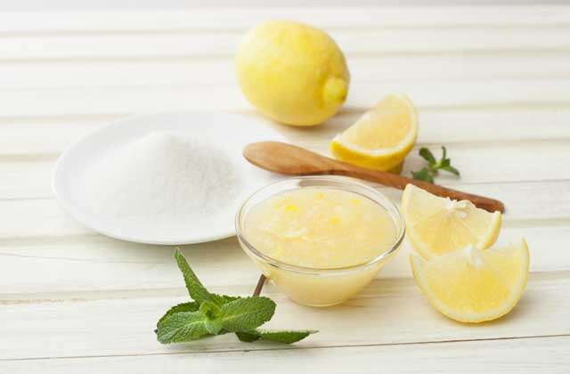 Get fair skin by Lemon