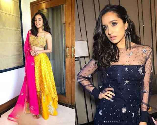 Shraddha kapoor shows how to flaunt earrings for wedding fun