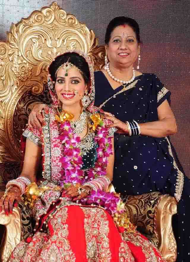 Lessons TV Actress's mother learnt from them