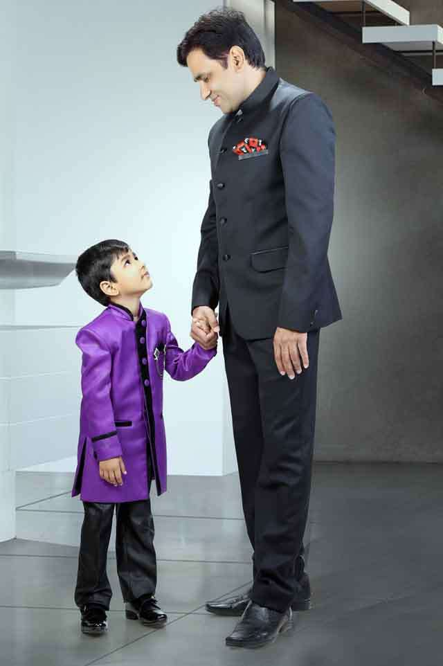 Parenting Tips from single Father Saleem ahmad
