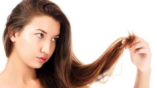 Reason of tangled hair