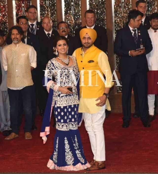 Isha Ambani and Anand Piramals wedding pictures