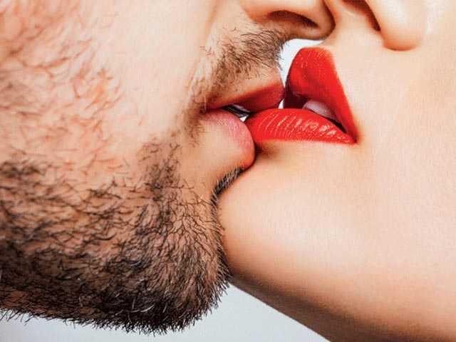 Kiss says it all
