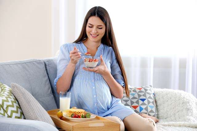 Things to eat during pregnancy for healthy baby