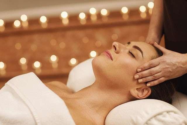 The healing powers of scalp massage