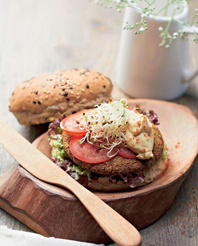 Kuttu Burger