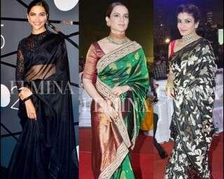 बॉलिवुड अभिनेत्रियों की तरह पहनें भारतीय परिधान