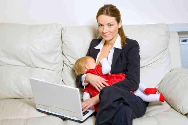 How to manage breastfeeding when you join office?