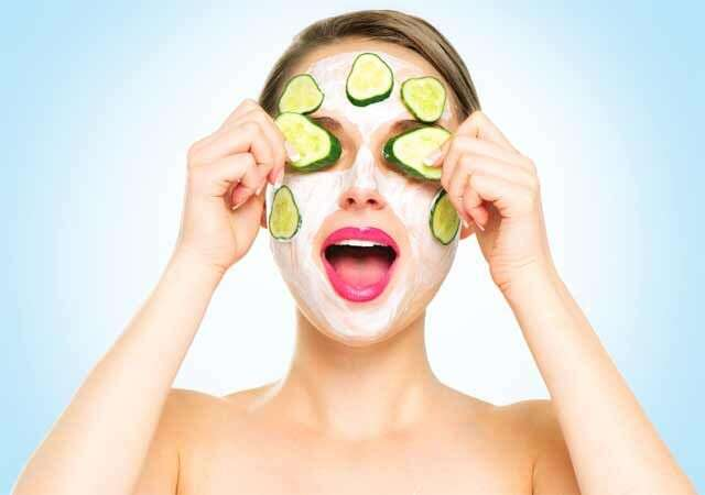 DIY Face cleansers made by natural ingredients