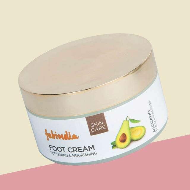 फ़ैबइंडिया एवोकाडो फ़ुट क्रीम