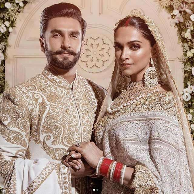 Deepveer's royal reception in Mumbai