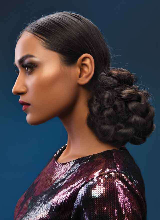 6 trendy vintage look hairstyles