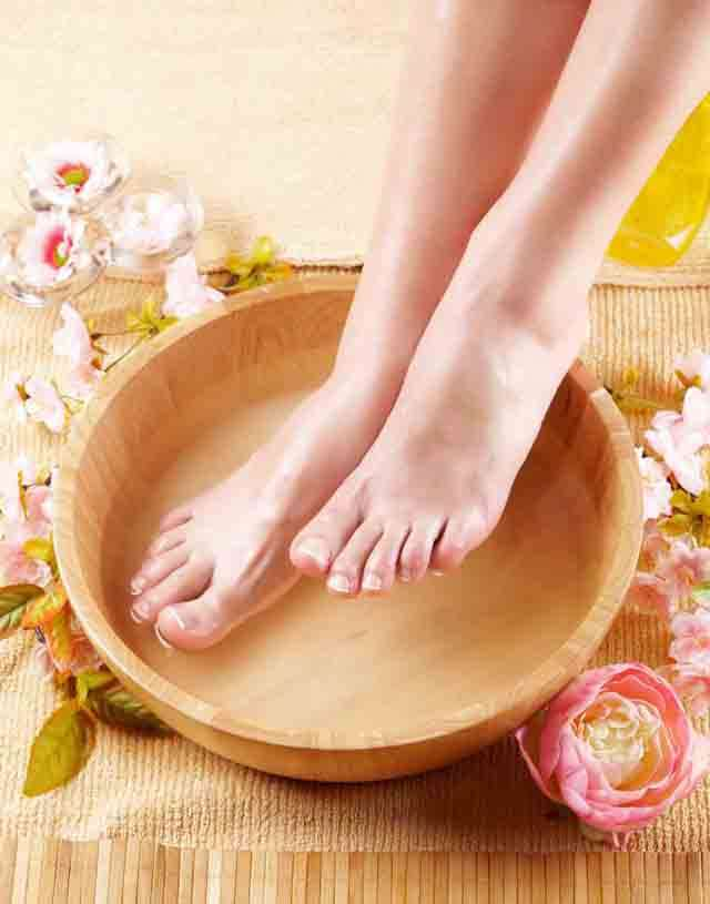 How to do manicure, pedicure at home?