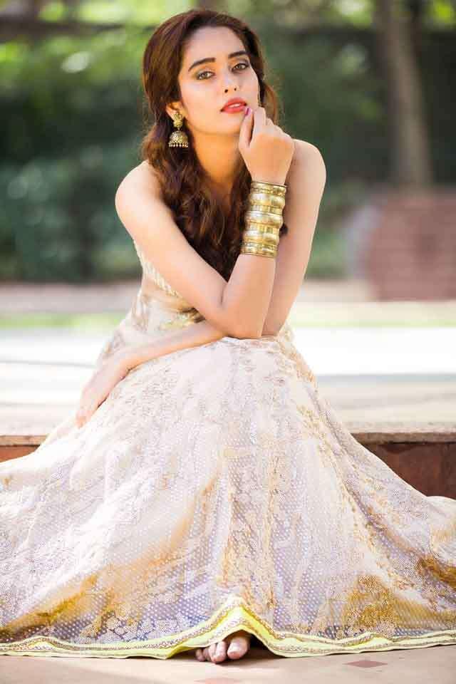 How Neha Saxena celebrates Diwali?