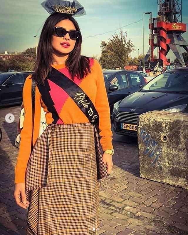 Isha Ambani attends Priyanka Chopra's bachelorette