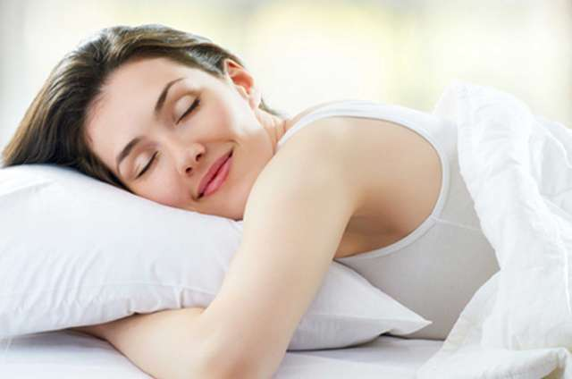 Can good night sleep reduces pimples?