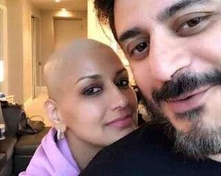 शादी की सालगिरह पर सोनाली बेंद्रे ने पति के लिए लिखा इमोशनल पोस्ट
