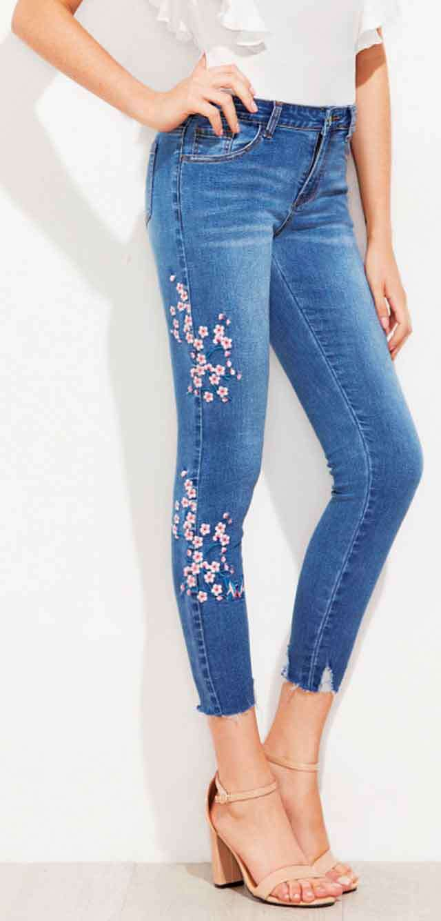 How to choose trendy jeans according to your body type?