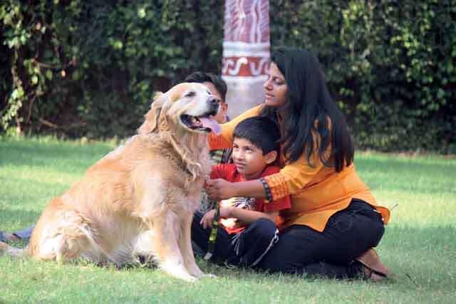 Meet Minal Kavishwar founder of Animal Angels foundation