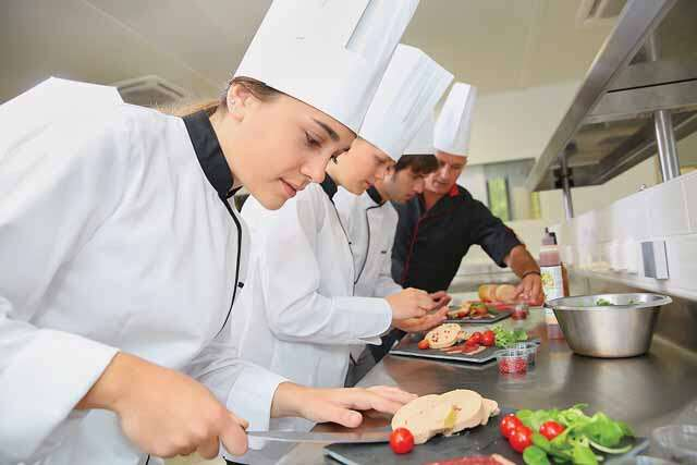 Career options in food industry