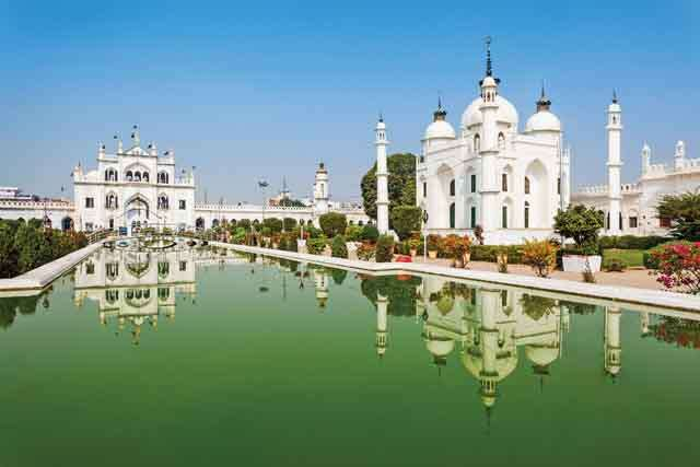 Where to go in Lucknow?