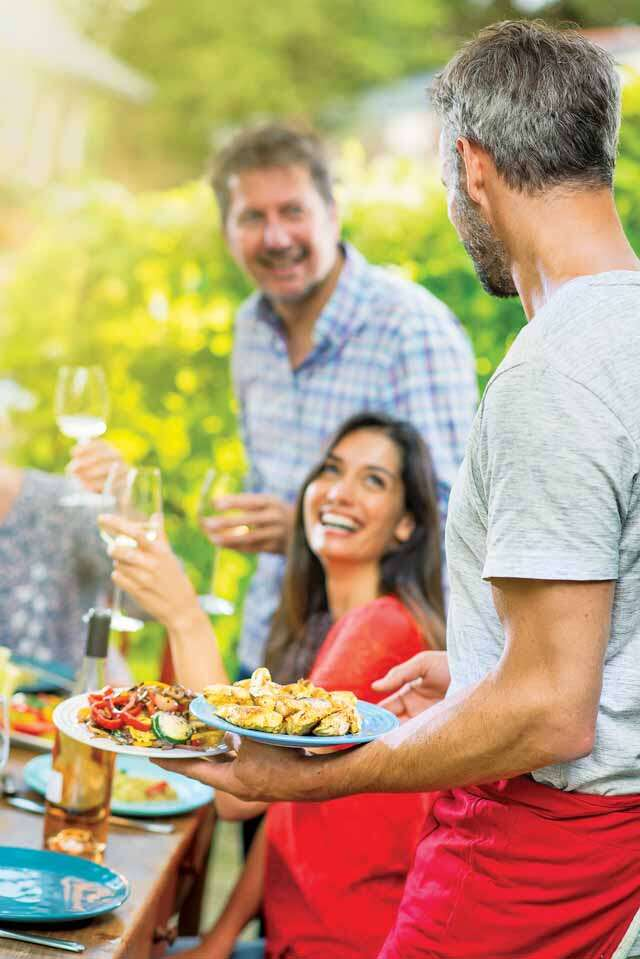 How to arrange a family party?