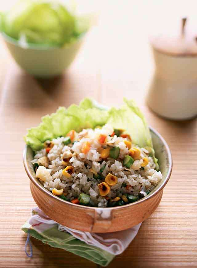 Veg Chinese fried rice
