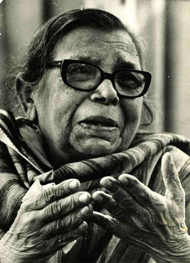 Life and times of Popular Hindi Writer Mahadevi Verma