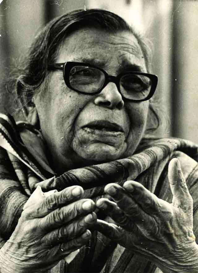 Life and times of Popular Hindi Writer Mahadevi Verma