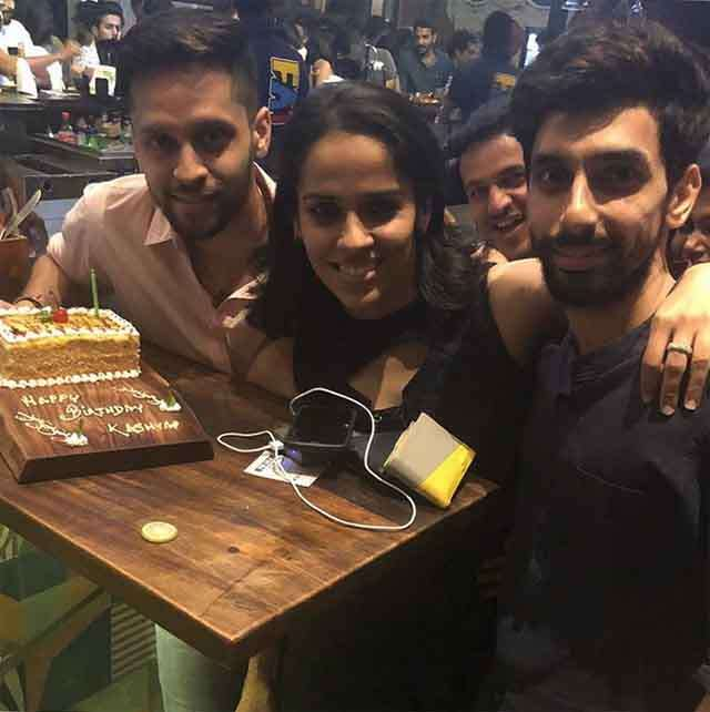 Saina Nehwal getting married on 16 December